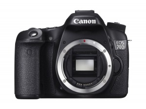 Canon EOS 70D - camara reflex digital
