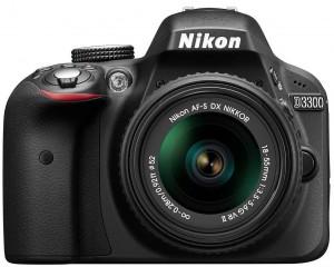 Nikon D3300 - mejor camara reflex digital