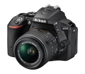 Nikon D5500 - mejor camara reflex digital para usuarios y fotografos intermedios