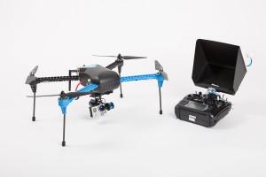 3D Robotics Iris+ Quadcopter Personal Drone - mejores drones