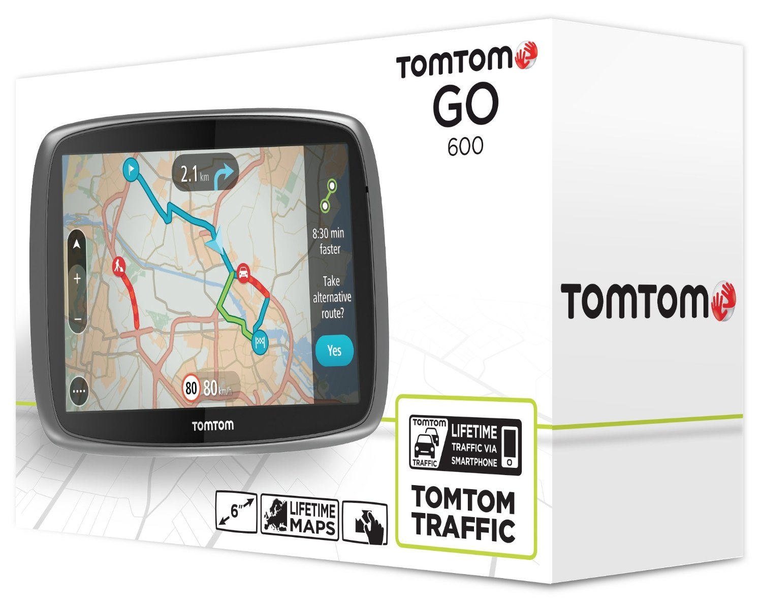 tomtom go live 6100 navegador gps precios y opiniones gu a para comprar. Black Bedroom Furniture Sets. Home Design Ideas