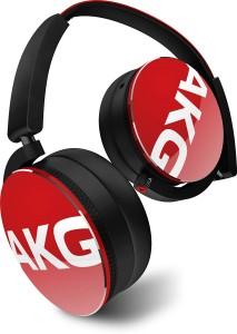 AKG Y50 - Mejores auriculares de diadema cerrados
