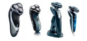 comparativa mejores afeitadoras electricas