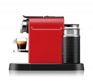 Nespresso Citiz & Milk XN7305P4 Krups - Cafetera de cápsulas