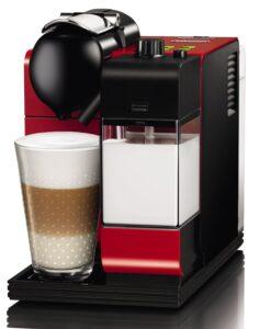 Cafetera de cápsulas - Delongui Nespresso Lattissima