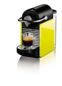 Krups Nespresso Pixie XN3020 - Cafetera de cápsulas
