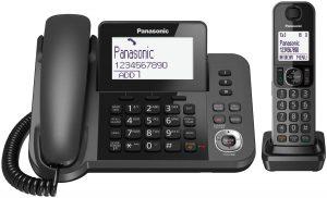 Panasonic KX-TGF320E - Precios, análisis y opiniones