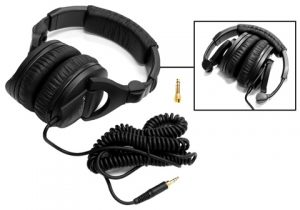 Sennheiser HD 280 Pro - auriculares baratos - Precios, análisis y opiniones