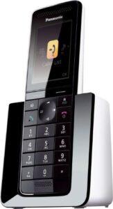 Teléfono inalámbrico Panasonic KX-PRS110SPW - Precios y opiniones
