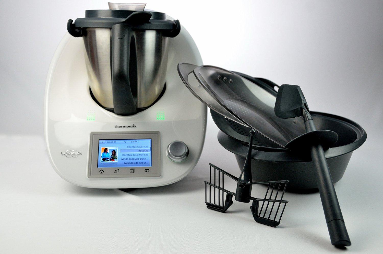 Thermomix tm5 mejor robot de cocina gu a para comprar - Mejor robot de cocina 2016 ...