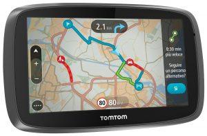TomTom GO Live 5100 World LTM - GPS para coches
