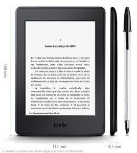 e-reader-kindle-paperwhite-precios-caracteristicas-y-opiniones