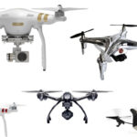 Comparativa mejores drones