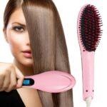 Comparativa 4 mejores cepillos alisadores para el pelo