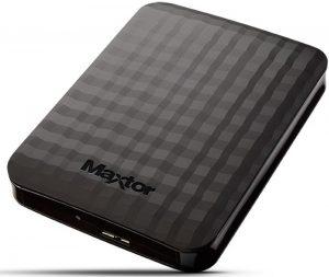 Mejor disco duro OCU Maxtor M3 Portable