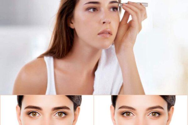 5 Mejores depiladoras de cejas