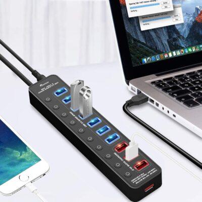 5 mejores Hubs USB