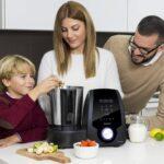 Mejor robot de cocina barato OCU