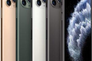 Mejor móvil OCU - iPhone 11 Pro Max