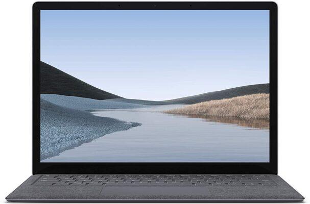 Análisis Mejor portátil OCU Microsoft Surface Laptop 3