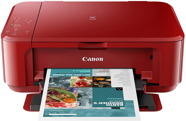 Mejor impresora multifunción barata OCU Canon PIXMA MG3650S