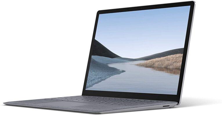 Microsoft Surface Laptop 3 - mejor portatil ocu