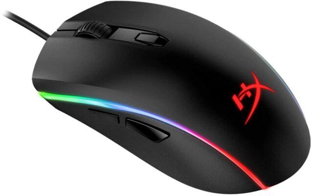 Mejor ratón gaming calidad precio - HyperX Pulsefire Surge