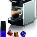 Mejor cafetera OCU - Nespresso De'Longhi Pixie EN124.S