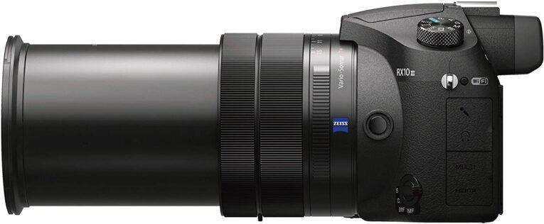 analisis mejor camara compacta ocu - Sony RX10 III