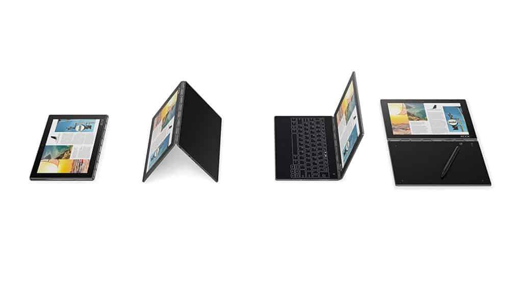 Lenovo Yoga Book - Tableta Android FHD de 10,1 pulgadas