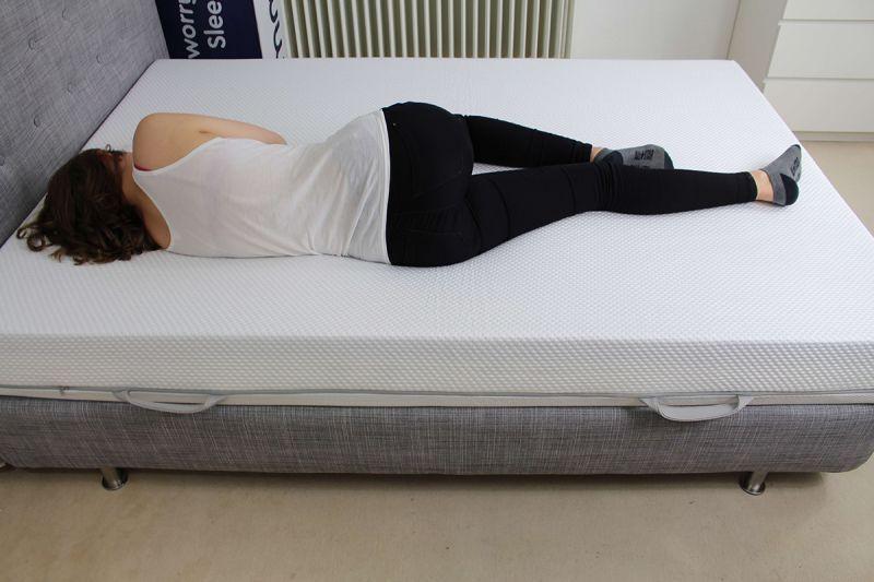 Dormir en el Emma One