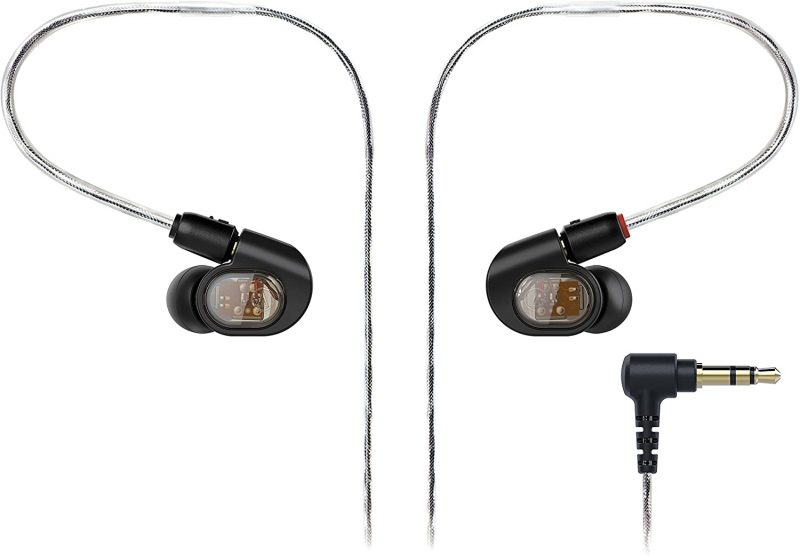 audio technica ath e70 - mejores auriculares in ear profesionales