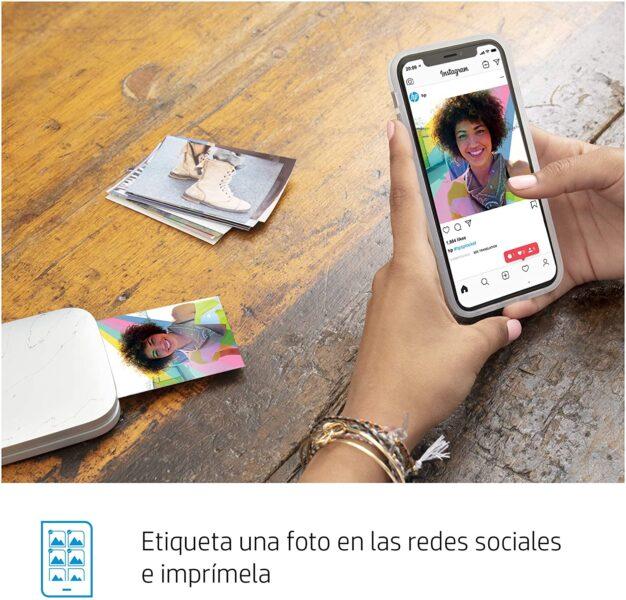 mejor impresora portatil para moviles iphone y android