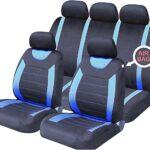 5 Mejores fundas de asiento de coche