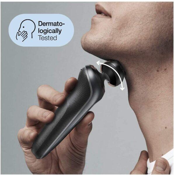 Análisis y opiniones afeitadora eléctrica Braun Series 6 60-N1200s