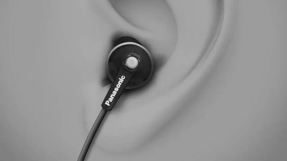 Los mejores auriculares baratos: Panasonic ErgoFit RP-HJE120-K