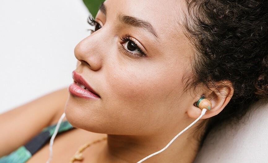 Los mejores auriculares baratos: House of Marley Smile Jamaica