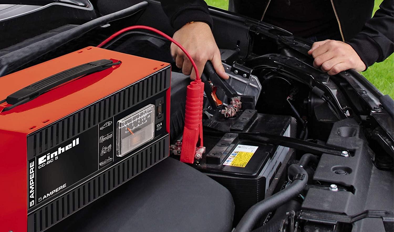 mejor cargador de bateria de coche barato