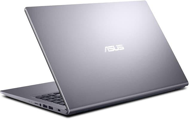 ASUS VivoBook 15 F515JA-AH31: ultrabook Core i3 con sensor de huellas dactilares y unidad SSD