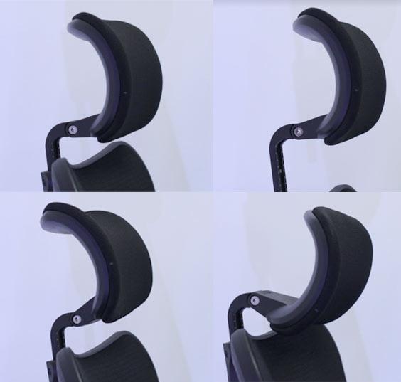 Soporte de cuello para silla de oficina Sihoo M18