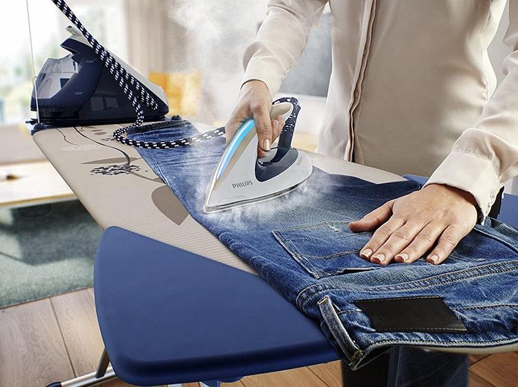 Philips PerfectCare Elite GC963020 planchado de jeans-min