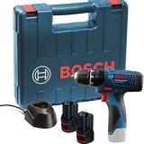 Bosch GSB 120-LI Opiniones del taladro atornillador profesional