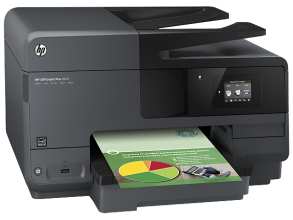 HP Officejet Pro 8610 – Impresora multifunción de tinta