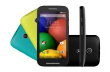 Motorola Moto E 4G – Móvil Android
