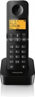 Teléfono inalámbrico Philips D2102B/23 – Precios y opiniones