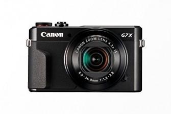 Mejor Cámara digital compacta Canon PowerShot G7 X Mark II