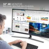 Comparativa mejores monitores 4K